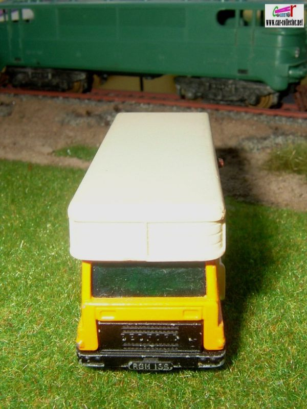 horse box camion betaillere matchbox lesney 1977