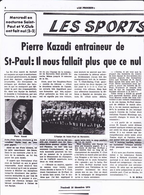 Pierre kazadi-18.12.1970