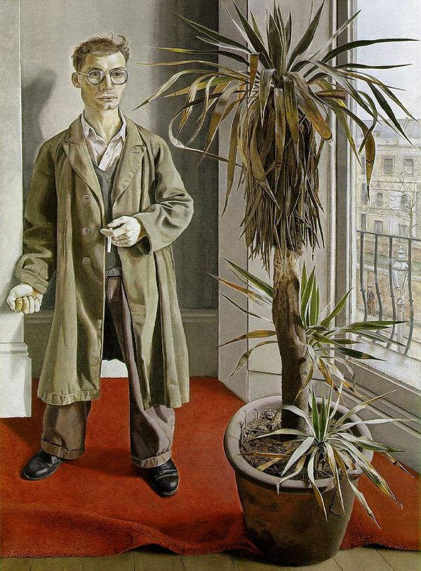 Paddington - Lucien Freud -