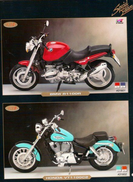 catalogue-maisto-1996-honda-vt1100c2
