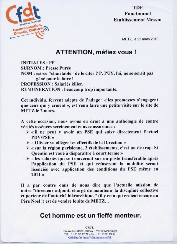 Tract CFDT 220310