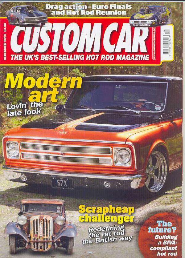 2010 12 xxx Custom Car
