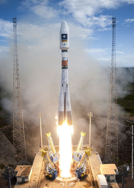 Arianespace - Soyouz VS09 - Galileo - ESA - Europe - Anomalie injection Soyouz VS09