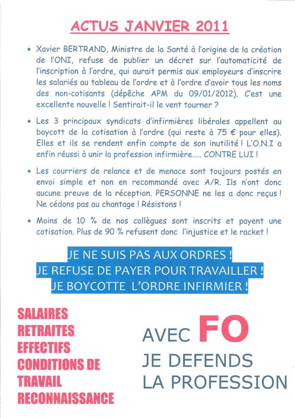 tract ordre infirmier janvier 2012 2