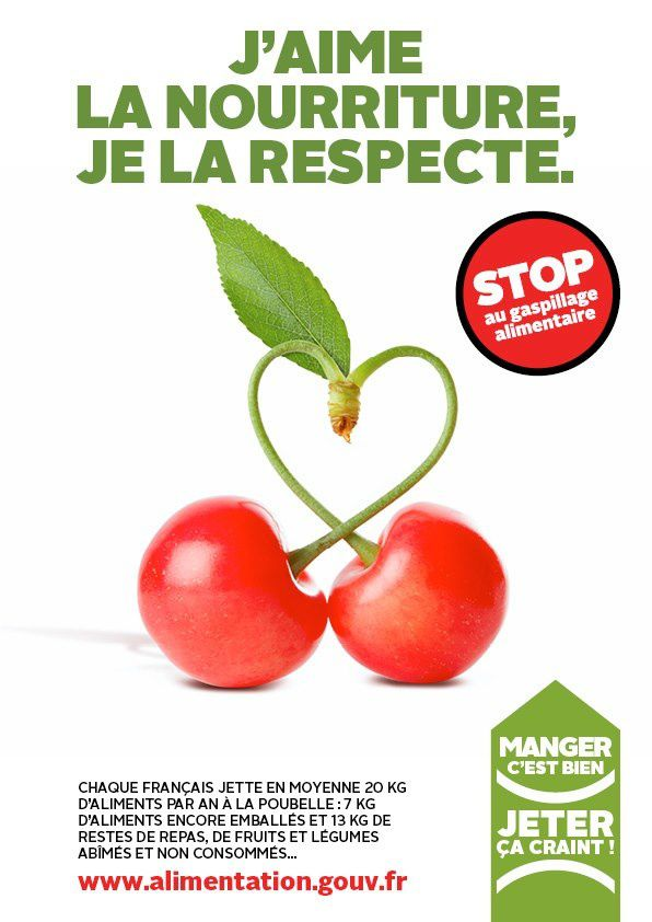 affiche-gaspillage-alimentaire-cerise