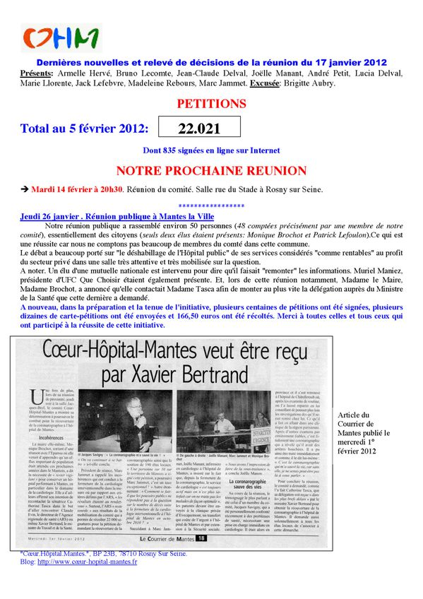 20120210CRcomitecardio17janvier2012 Page 1