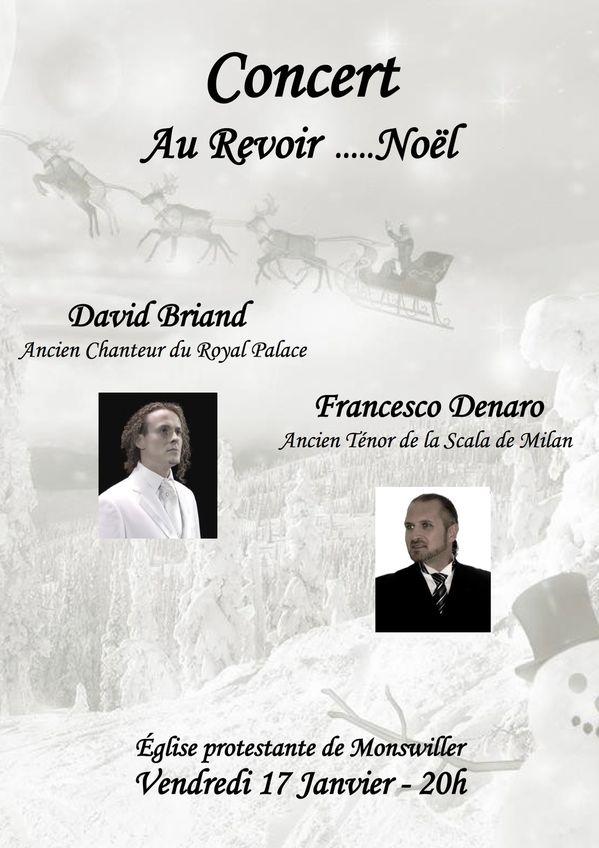 Concert de Noël Monswiller