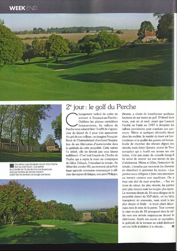 GOLF EUROPEEN 2