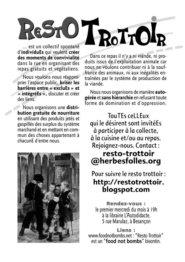FLYER RestoTrottoirContact