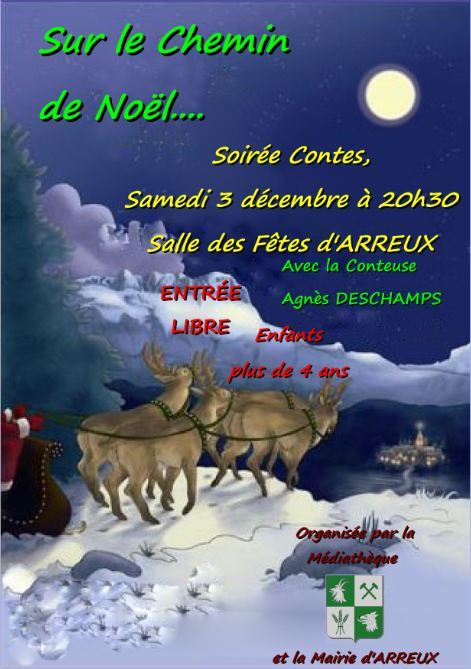 affiche spectacle noel 3