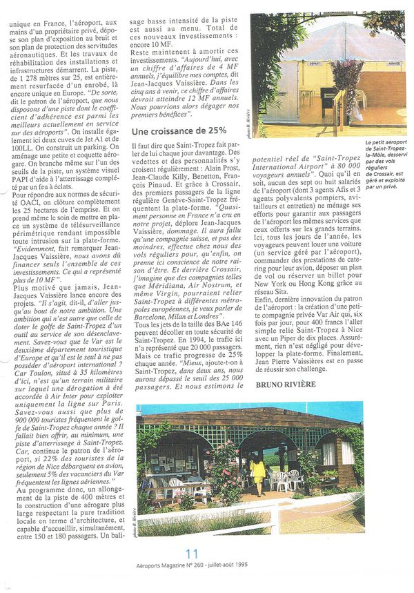 1995 Aéroport Magazine 2