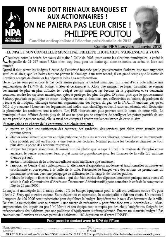 Tract Louviers janvier 2012-a