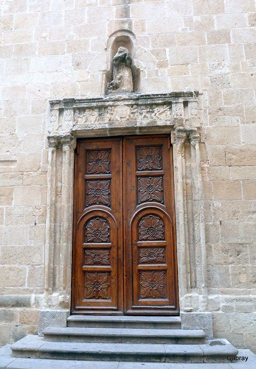 Q04 - Porte d'église