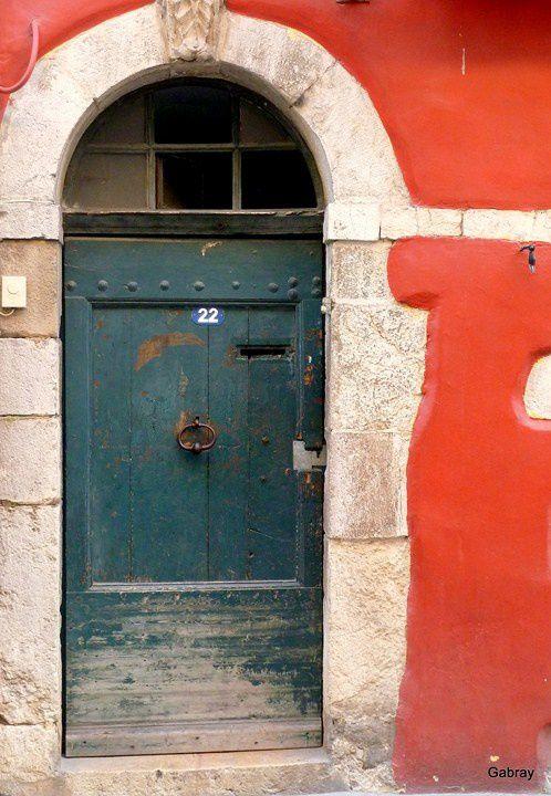 y03 - Porte verte