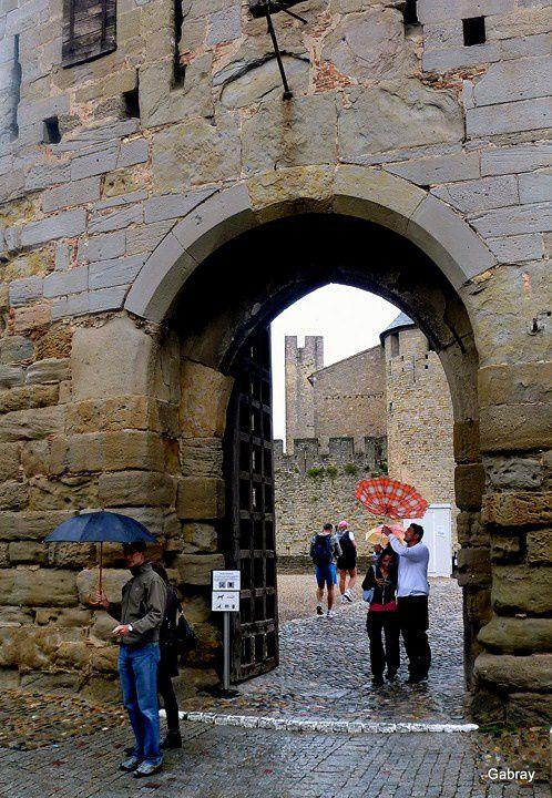 S11 - Entrée du château
