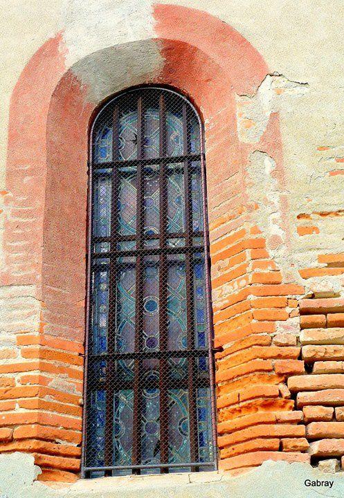 z05 - Fenêtre de l'église