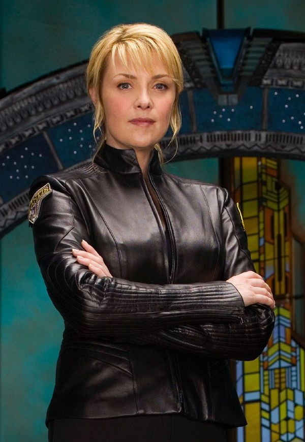 Samantha Carter atlantis