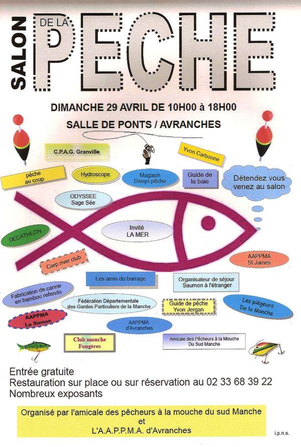Salon de la p che dimanche 29 avril 2012 le blog de jojo for Salon de la peche courcelles les lens