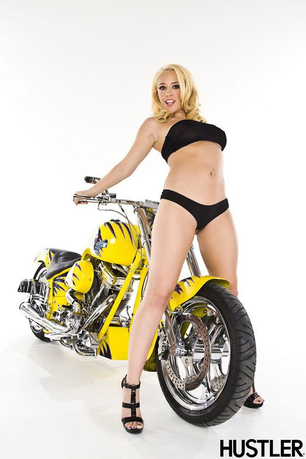2012 girls on bikes Kagney Linn Karter 002 hustler.com