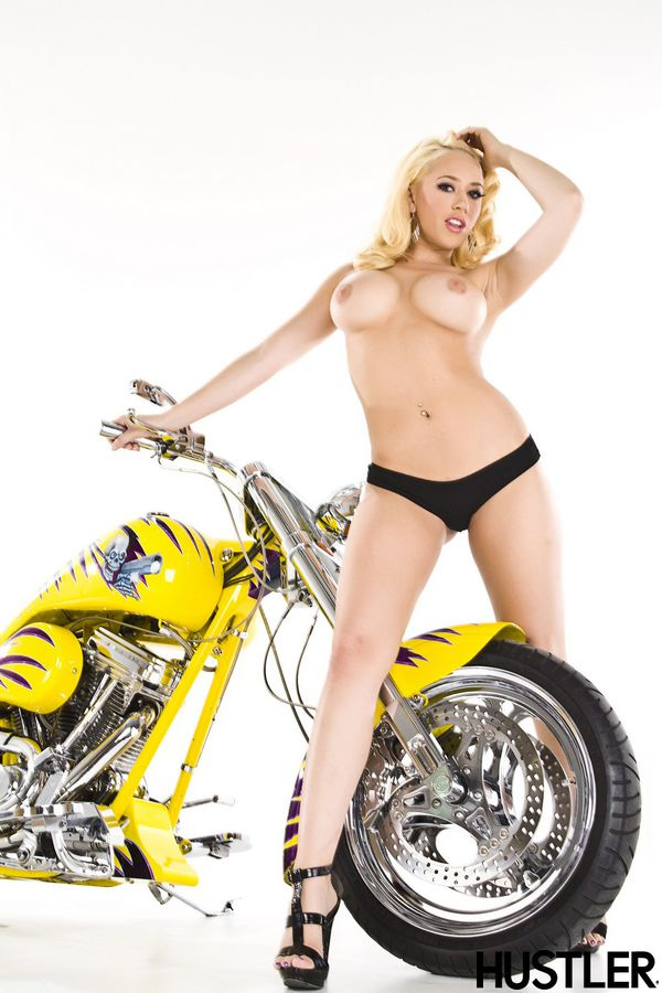 2012 girls on bikes Kagney Linn Karter 003 hustler.com