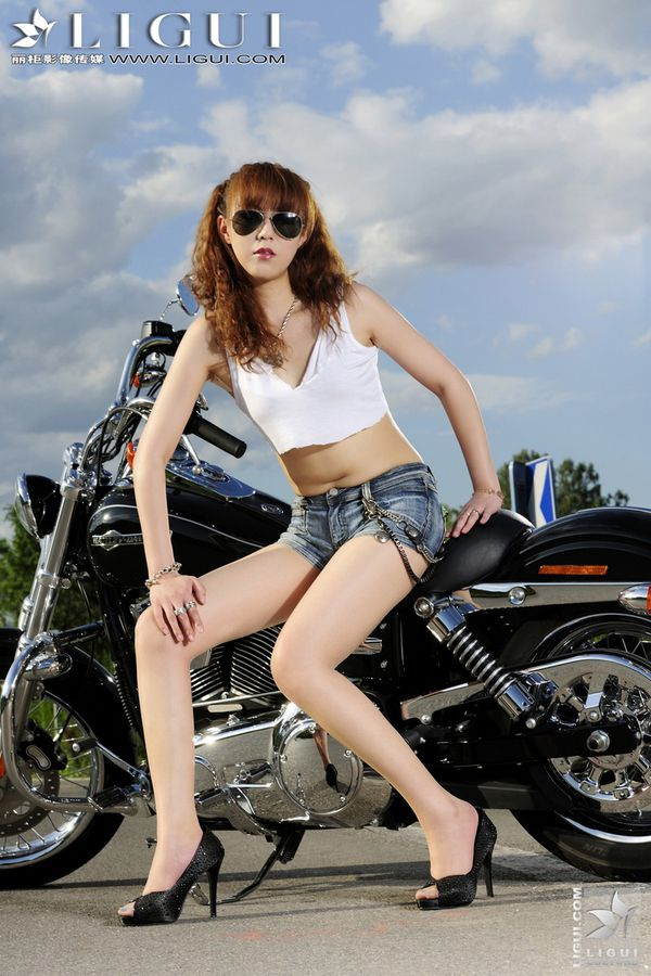 2012 motorcycles babes Cherry 003 www.ligui.com