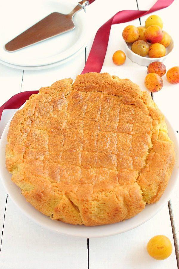 Gâteau Breton Fourré à la Mirabelle 1#