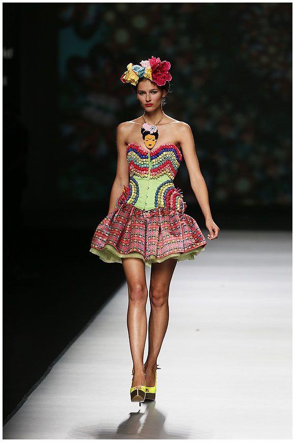 Maya Hansen ss 2013 Frida Kahlo 12