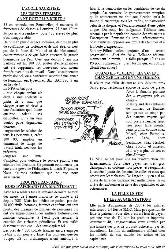 Tract Louviers janvier 2012-b