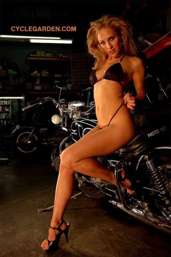 2012 biker hotties Crystal Stone 001 www.cyclegarden.com