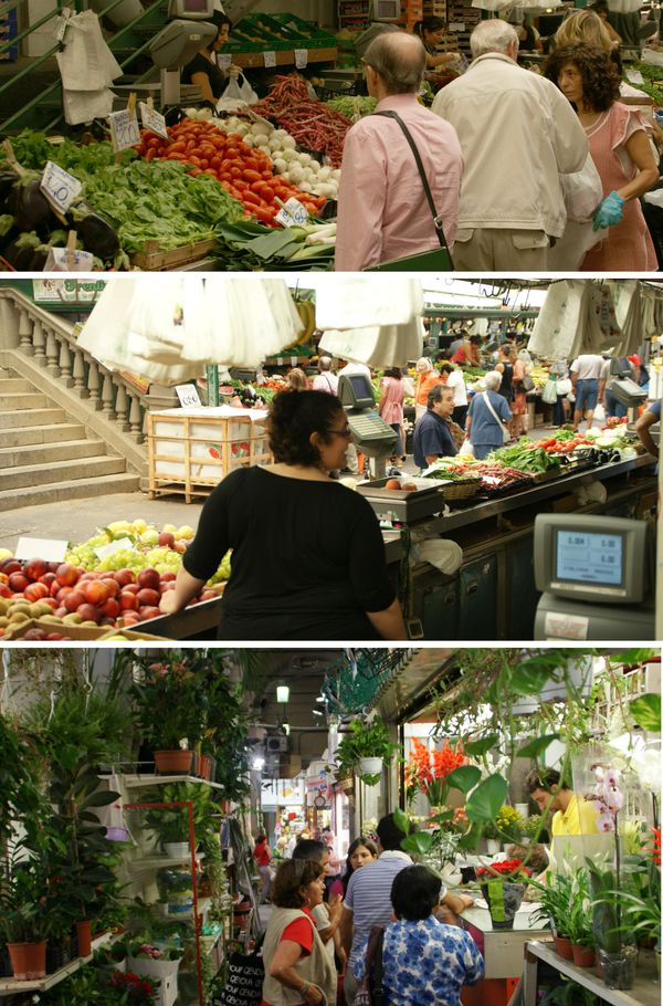 blog voyage australie whv roadtrip italie market marché vegetable