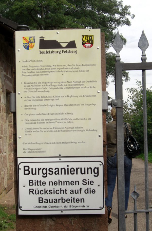 Teufelsburg 312