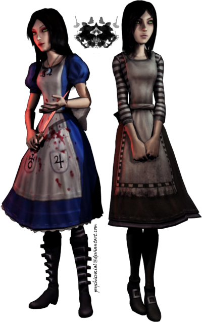 Alice by Psychicsocial