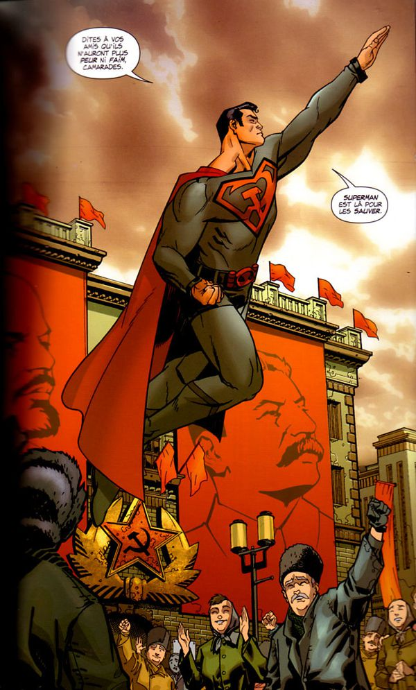 Superman Red Son - 01