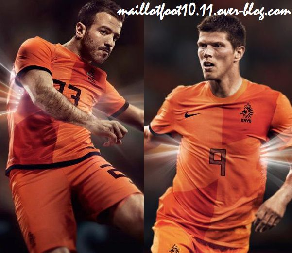 maillot pays bas euro