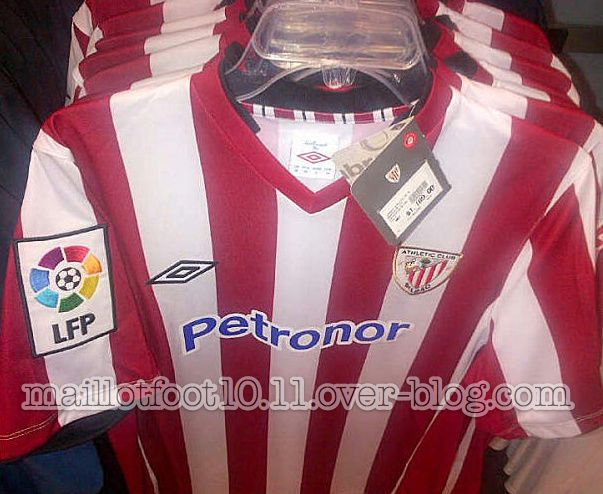 Athletic Bilbao Athletic-bilbao-maillots-2012-2013-