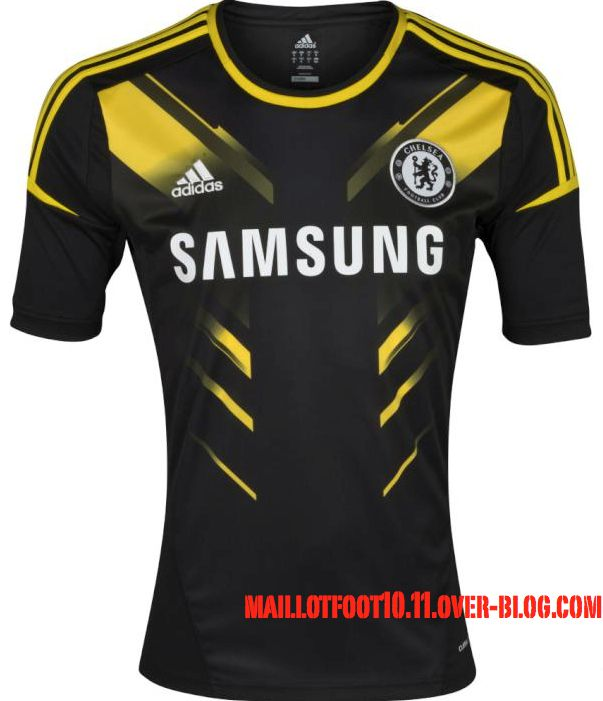 new third kit 2013 chelsea