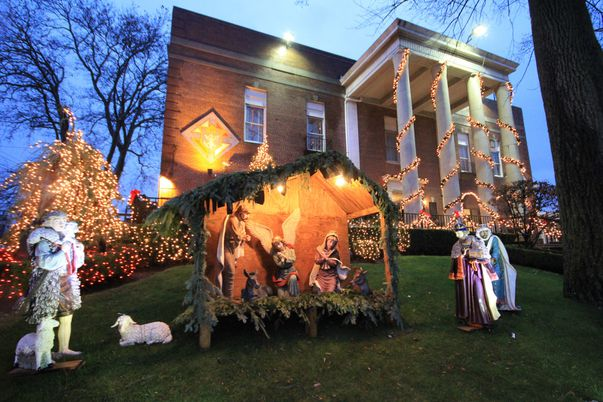 Christmas Lights 9777
