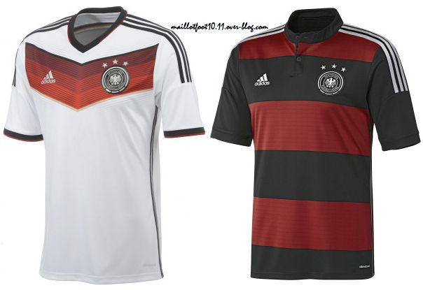 Maillots clubs et s lections page 4 football g n raliste stade rennais online le forum - Maillot allemagne coupe du monde 2014 ...