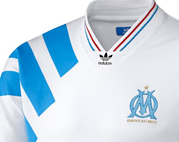 [Maillots OM] 2012-2013 - Page 9 Om-1993-adidas-maillot