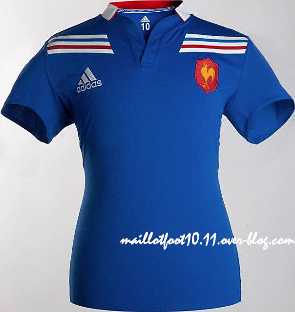 maillot adidas equipe de france de rugby. Black Bedroom Furniture Sets. Home Design Ideas