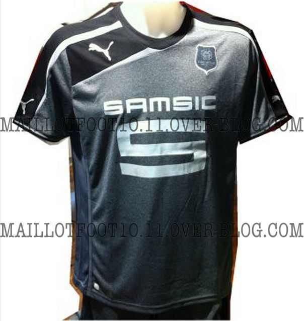 Stade rennais rennes maillots 2013 2014 www for Maillot rennes exterieur