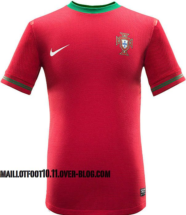 portugal-maillot-euro-2012