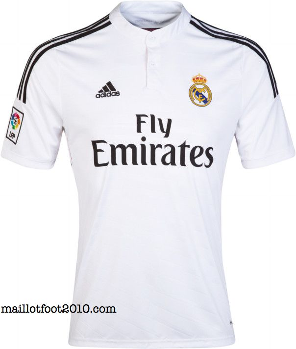 real madrid maillot foot exterieur 2014 2015 le maillot exterieur du memes. Black Bedroom Furniture Sets. Home Design Ideas