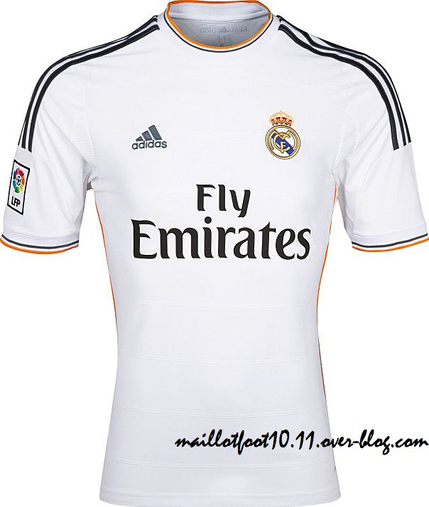 real madrid nouveaux maillots 2013 2014. Black Bedroom Furniture Sets. Home Design Ideas