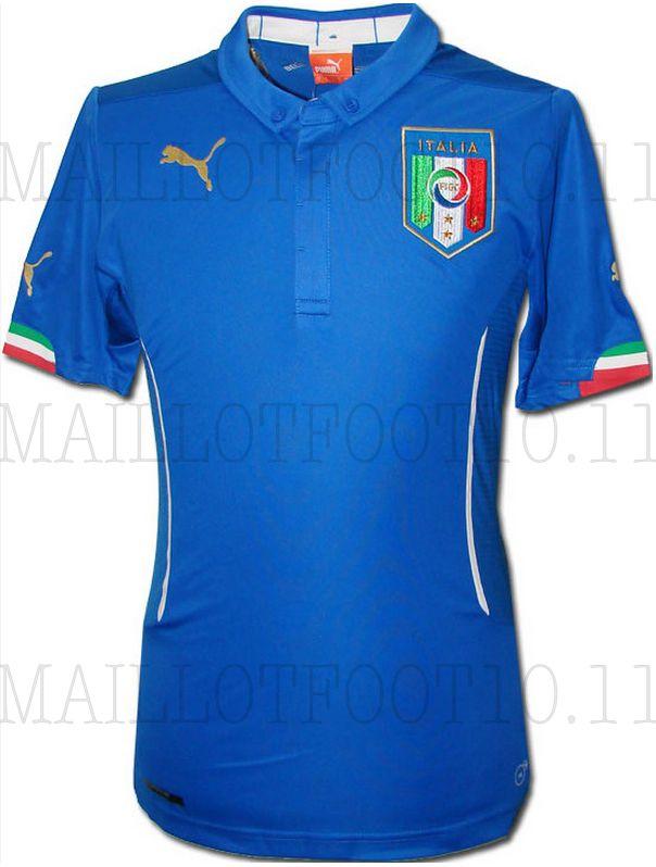Italie maillots coupe du monde - Maillot coupe du monde 2014 ...