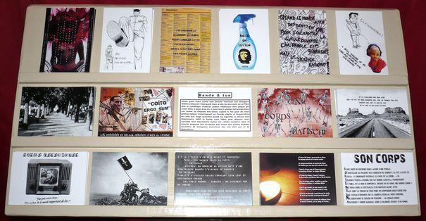 Présentoir Poésies Postales RAtUReS