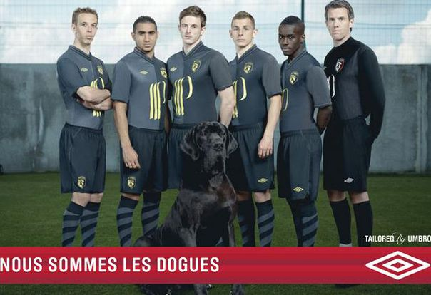 maillot losc nike