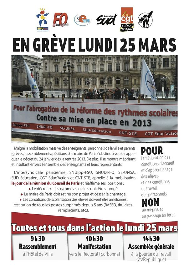 GREVEPARIS25 mars2013