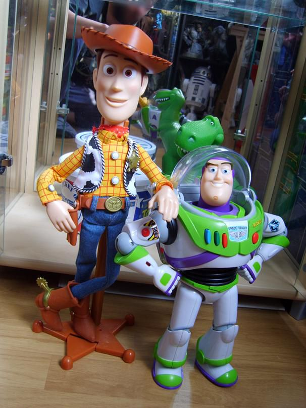 woody and buzz. COLLECTION BUZZ amp; WOODY