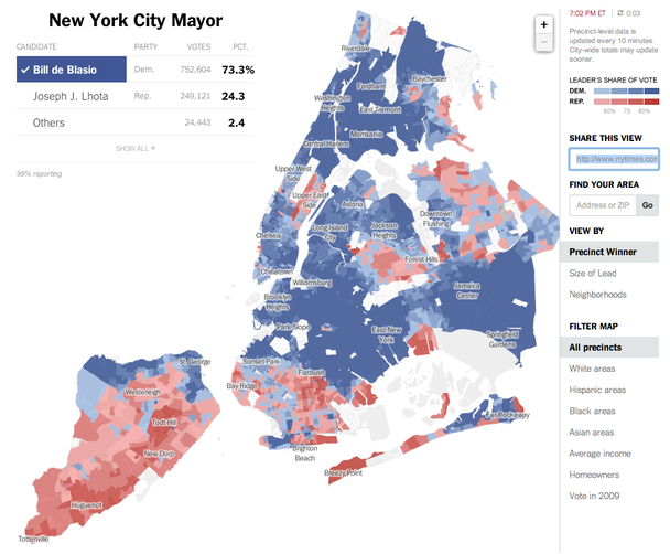 NYCMayor2013vote